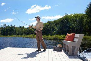 Adam Nidoh- Fly Fishing Guide at The Lodge at Woodloch