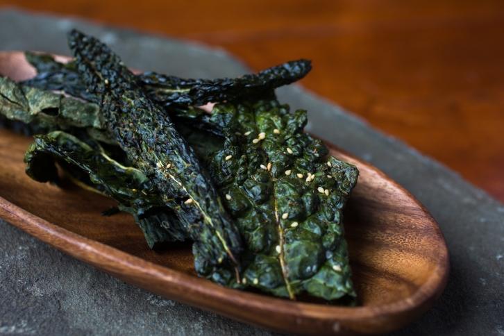 TLAW- Fresh Kale Chips- AKP