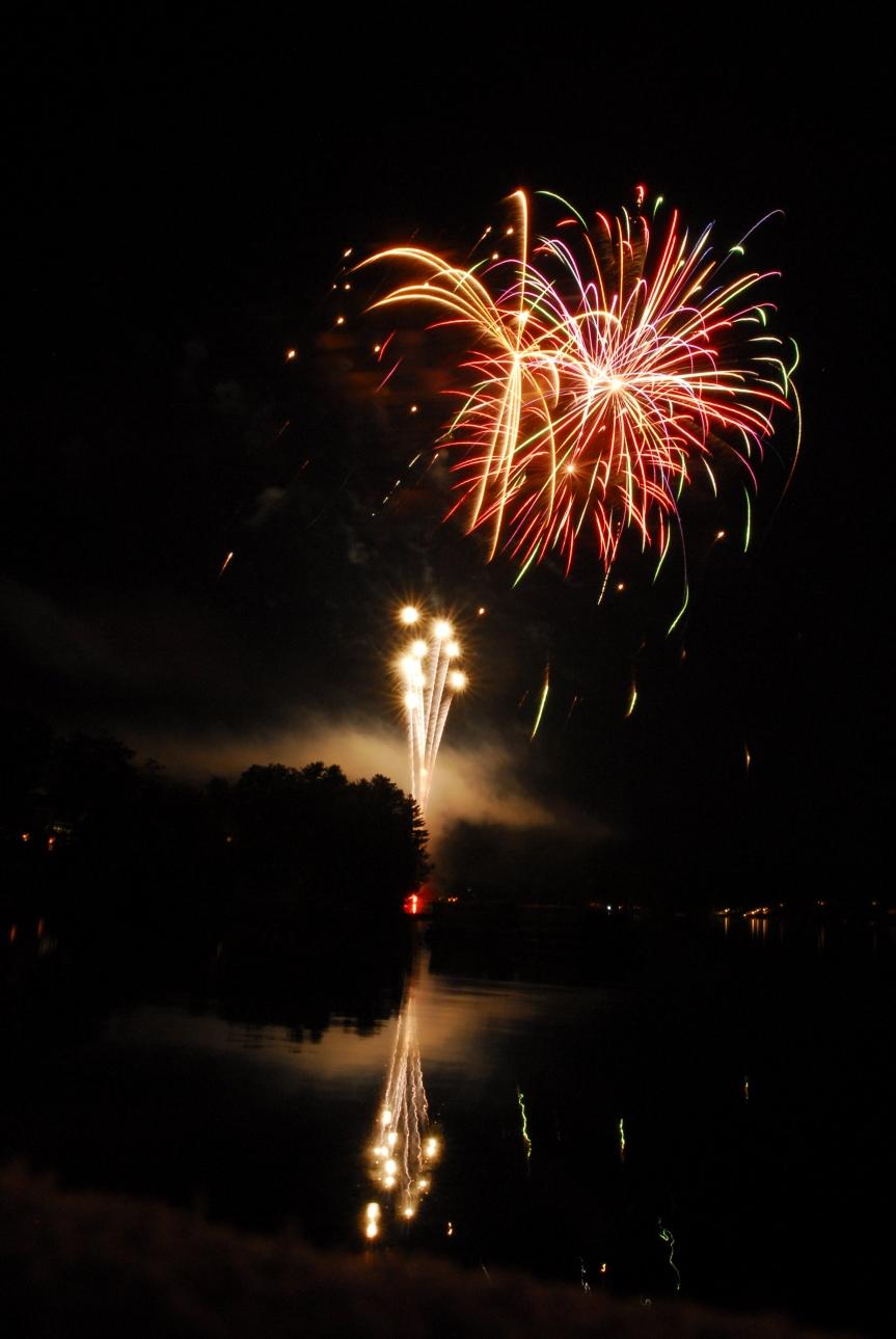 Woodloch Pines Fireworks- Touzon