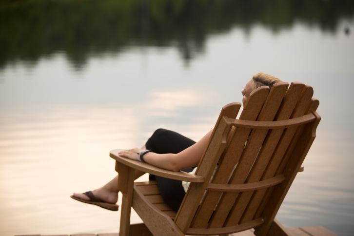 TLAW Lake Adirondack Relax by AKP