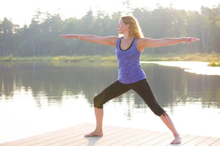TLAW- Lakeside Yoga- Andrea Killam Photography
