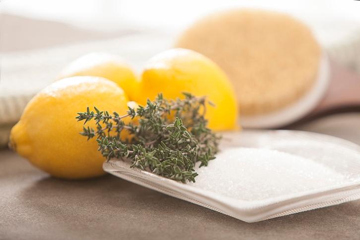 Rosemary Citrus Body Polish